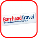 Barrhead Travel new logo