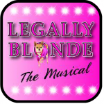 Legally Blonde new logo