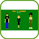 The IT Crowd New Logo