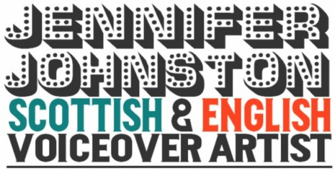 Scottish and English Voiceover Artist with Home ISDN
